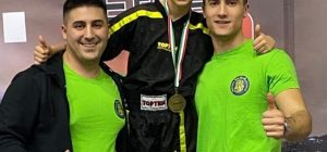 Floridia, Lorenzo Conti campione regionale disciplina point fight nella categoria junior cadet