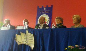 """Floridia, presentato il libro """"Tre donne"""" della scrittrice Dacia Maraini, candidata al Nobel per la letteratura"""