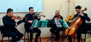 """Floridia, il quartetto d'archi """"Ars Hyblaea"""" in concerto al Centro artistico culturale """"Ierna"""""""