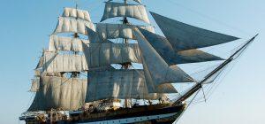 Siracusa, la nave scuola Amerigo Vespucci martedì alla fonda nel Porto Grande