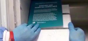 Siracusa, vaccino anti-Covid, arrivato il primo box con 195 dosi