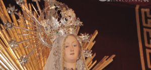Floridia, Ascensione 2021, solo messe per la festa del patrocinio di Maria SS. Immacolata