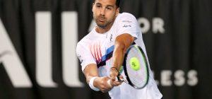 Tennis, Atp Melbourne, l'avolese Caruso si aggiudica il derby italiano con Seppi