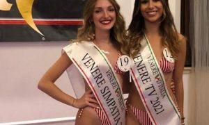 """Concorso """"Venere d'Italia"""", due siracusane conquistano fasce per tv e simpatia nella finale nazionale"""